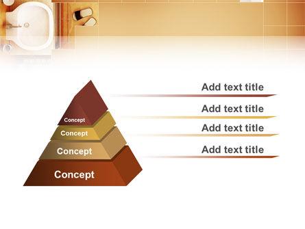 Bathroom PowerPoint Template Slide 4