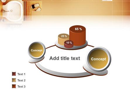 Bathroom PowerPoint Template Slide 6