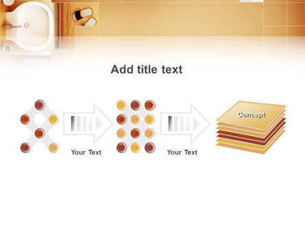 Bathroom PowerPoint Template Slide 9