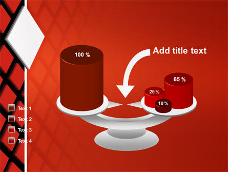 Pixel PowerPoint Template Slide 10