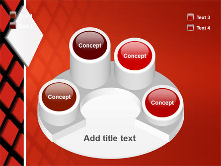 Pixel PowerPoint Template Slide 12