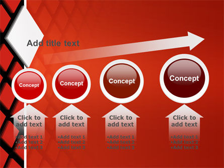 Pixel PowerPoint Template Slide 13