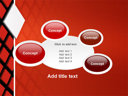 Pixel PowerPoint Template Slide 16