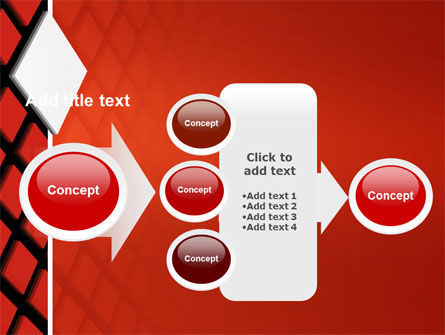 Pixel PowerPoint Template Slide 17