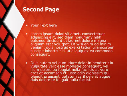 Pixel PowerPoint Template Slide 2