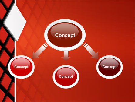 Pixel PowerPoint Template Slide 4