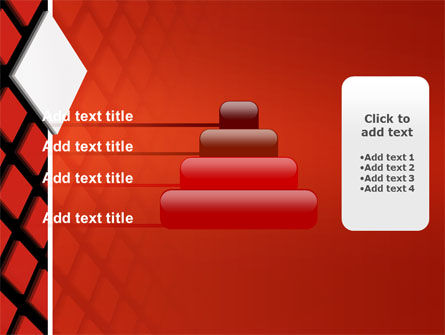 Pixel PowerPoint Template Slide 8