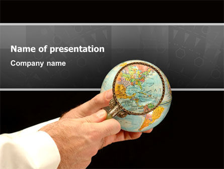 Global: Latin America PowerPoint Template #03042
