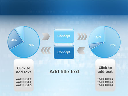 Discontinuous PowerPoint Template Slide 11