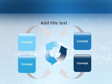 Discontinuous PowerPoint Template Slide 6