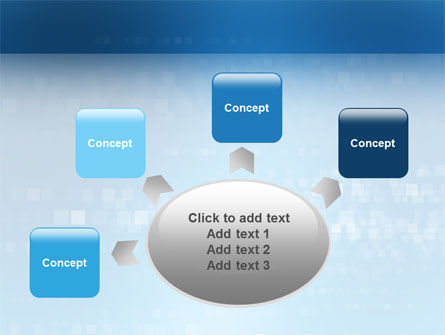 Discontinuous PowerPoint Template Slide 7