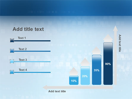Discontinuous PowerPoint Template Slide 8