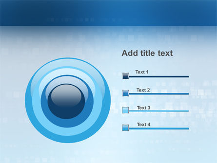 Discontinuous PowerPoint Template Slide 9