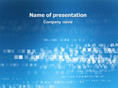 Abstract/Textures: Discontinuous PowerPoint Template #03045