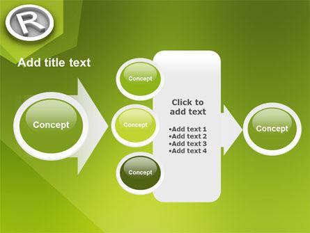 Registered Trademark PowerPoint Template Slide 17