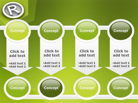 Registered Trademark PowerPoint Template Slide 18