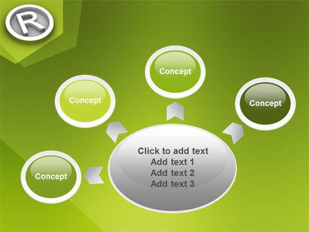 Registered Trademark PowerPoint Template Slide 7