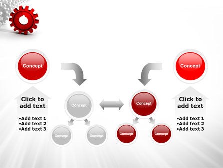 Detail PowerPoint Template Slide 19