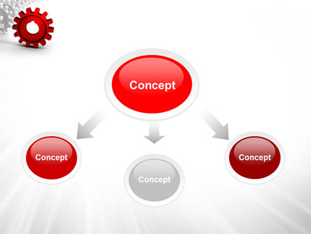 Detail PowerPoint Template, Slide 4, 03047, Business Concepts — PoweredTemplate.com