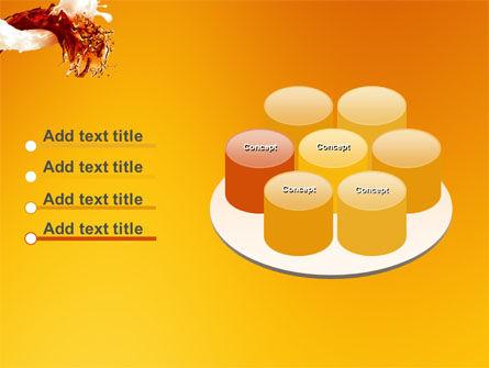 Splash PowerPoint Template Slide 12