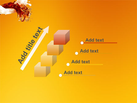 Splash PowerPoint Template Slide 14