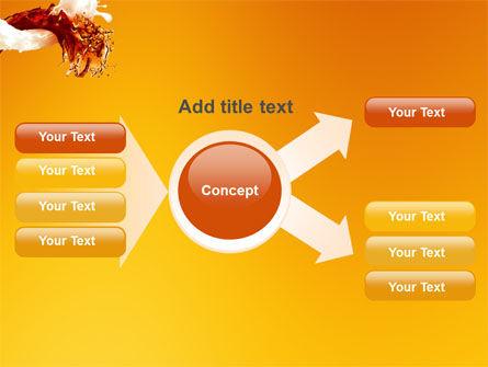 Splash PowerPoint Template Slide 15
