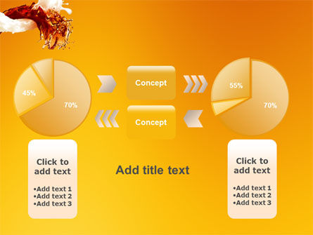 Splash PowerPoint Template Slide 16