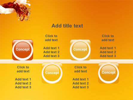 Splash PowerPoint Template Slide 18