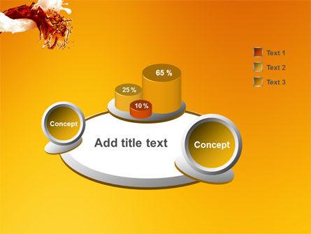 Splash PowerPoint Template Slide 6