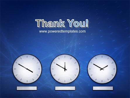 Hours PowerPoint Template Slide 20