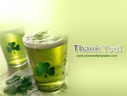St Patrick's Day PowerPoint Template Slide 20
