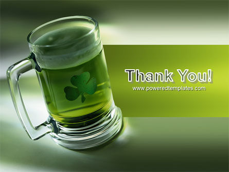 St. Patrick PowerPoint Template Slide 20