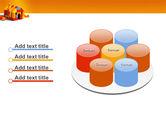 Color Bricks PowerPoint Template#12