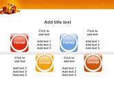 Color Bricks PowerPoint Template#18