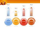 Color Bricks PowerPoint Template#7