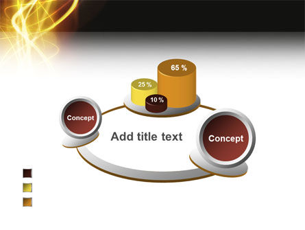 Light PowerPoint Template Slide 16