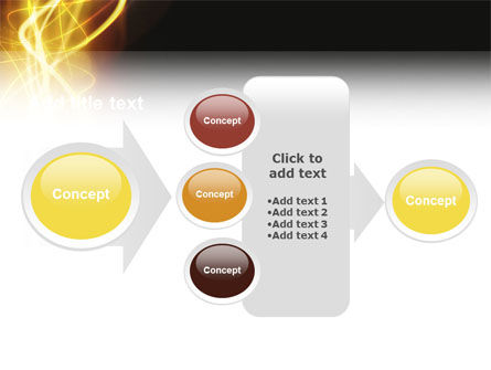 Light PowerPoint Template Slide 17