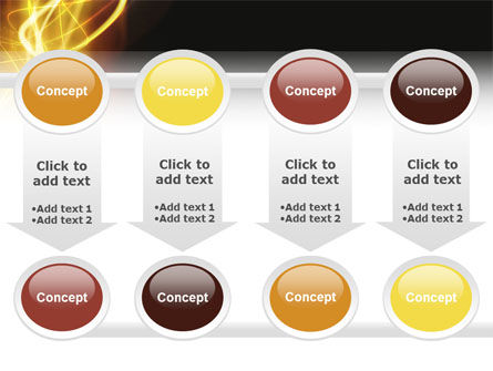 Light PowerPoint Template Slide 18