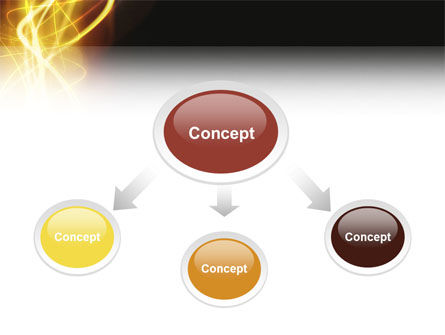 Light PowerPoint Template Slide 4