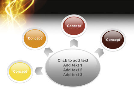 Light PowerPoint Template Slide 7