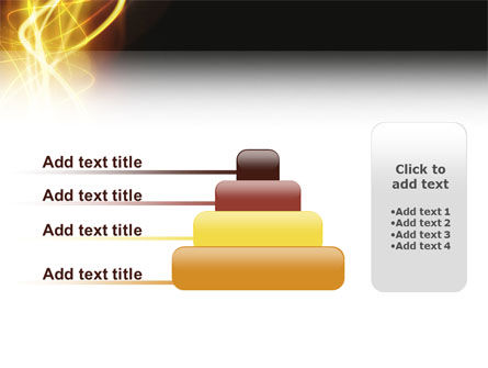 Light PowerPoint Template Slide 8
