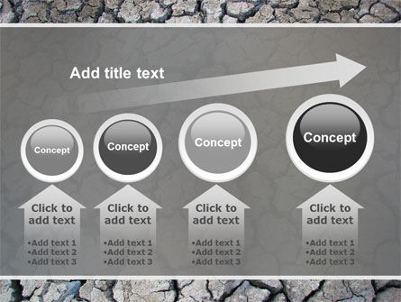 Desert Ground PowerPoint Template Slide 13