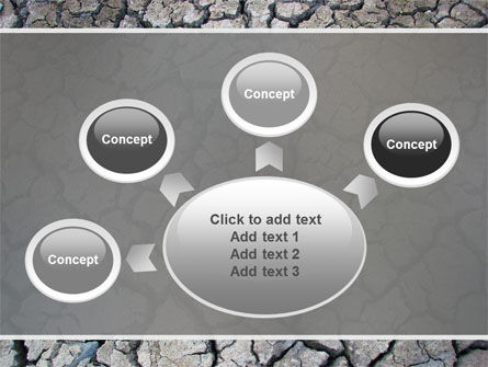 Desert Ground PowerPoint Template Slide 7