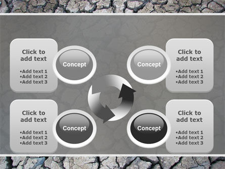 Desert Ground PowerPoint Template Slide 9