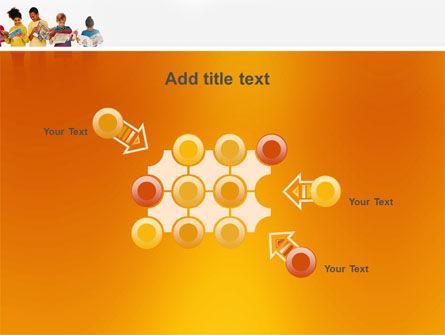 Children's Literature PowerPoint Template Slide 10