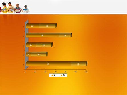 Children's Literature PowerPoint Template Slide 11