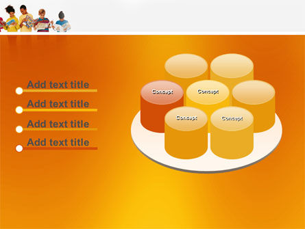 Children's Literature PowerPoint Template Slide 12