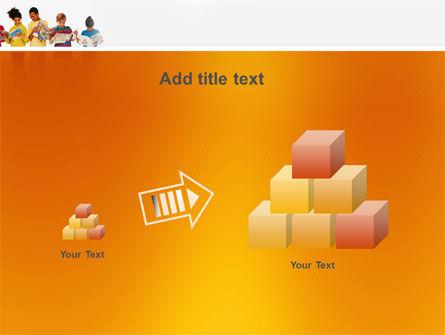 Children's Literature PowerPoint Template Slide 13
