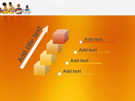 Children's Literature PowerPoint Template Slide 14