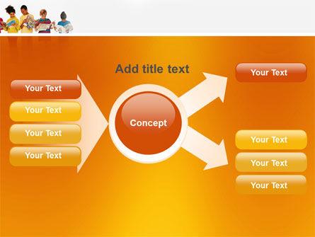 Children's Literature PowerPoint Template Slide 15